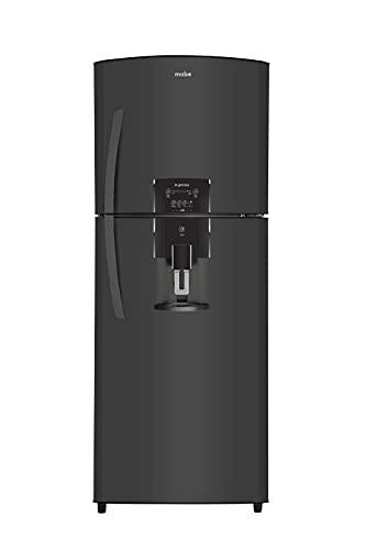 mabe RME360FZMRP0 Refrigerador Automático Acero Inoxidable con 14 Pies, Negro