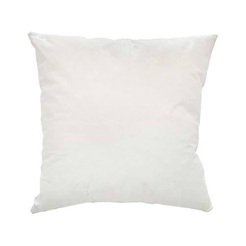 Tradition des Vosges Coussin 100% Polyester 40 x 40 cm Blanc