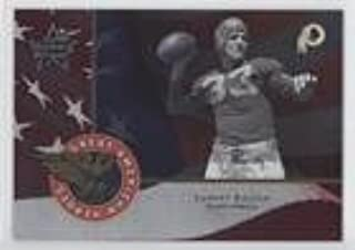 Sammy Baugh #45/1,250 (Football Card) 2004 Leaf Rookies & Stars - Great American Heroes - Red #GAH-15