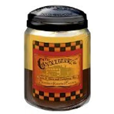 Candleberry Bourbon Roasted Pecans 26oz. Jar