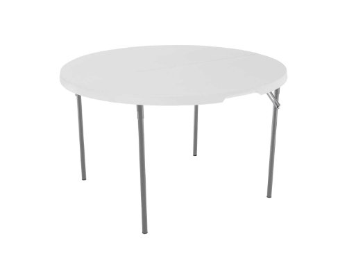 Lifetime 280064 Table, Round, Light Commercial, 48\