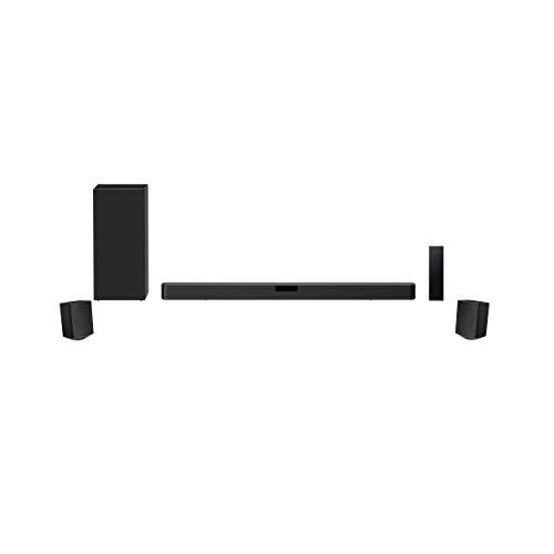 LG SN5R.DEUSLLK altoparlante soundbar 4.1 canali 520 W Nero
