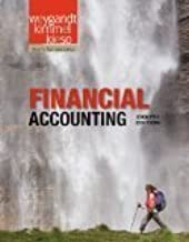Financial Accounting 8th Edition by Weygandt, Jerry J., Kieso, Donald E., Kimmel, Paul D. [Hardcover]