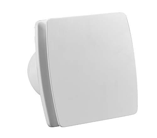 Upmann 60424 UP 100 AIR timer ventilator voor kleine ruimtes, 12 W, 220 V, wit