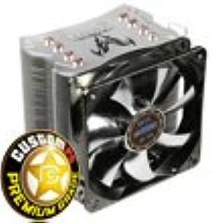 Titan FenRir EVO Universal CPU Cooler 4 Heatpipe with 120mm PWM Silent Kukri Fan TTC-NK85TZ/CS2/V3(RB)