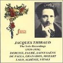 Violin:Solo Recordings 1929-1936