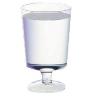 Winware wegwerp wijnglas