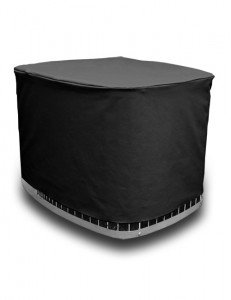 Air Conditioner Cover: CUSTOM AC Winter Cover for Outside Unit Designed to fit Your EXACT AC Unit...