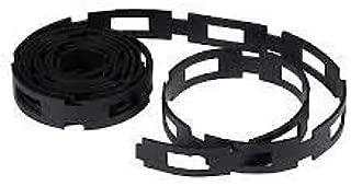 Dimex 1150-8-15 Easyflex Plastic Flexible Reusable Locking Tree Tie, 1/2