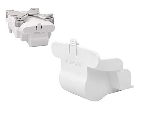 Tineer FIMI X8 SE Gimbal Protective Cap Cover, Gimbal Lock Sun Cubierta de la Capilla Lente a Prueba de Polvo Cap para FIMI X8 SE RC Quadcopter Drone (Blanco)
