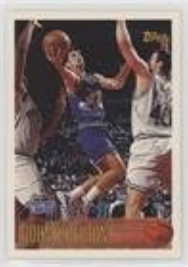 John Stockton (Basketball Card) 1996-97 Topps Starting Lineup - [Base] #123