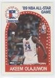 Hakeem Olajuwon (Basketball Card) 1989-90 NBA Hoops - [Base] #178