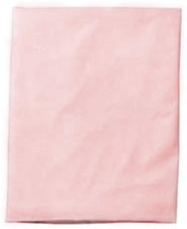 Babydoll Bedding Moses Baskets Set of 2 Sheets, Pink, 13  x 27