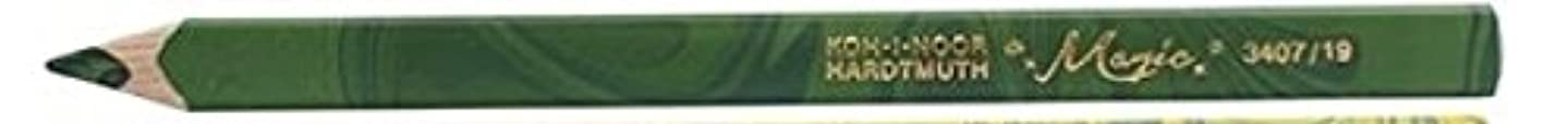 KOH-I-NOOR Single Magic Pencil, Green