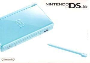 Nintendo DS Lite Console with Charger - Powder Blue (Renewed)