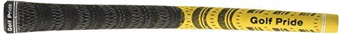Golf Pride New Decade Multicompound (MCC) Yellow Golf Grips