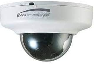 SPECO O3FDP9 3MP FIT Indoor Mini Dome IP Camera, 2.8M