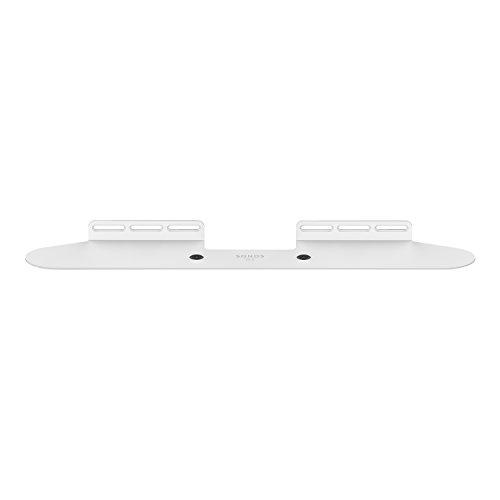 Sonos Soundbar Wandhalterung für Sonos Beam, weiß – Unauffällige & sichere Soundbar Halterung für eine einfache Wandmontage – Für ein dezent montiertes TV Soundsystem