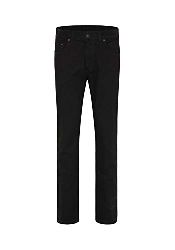 PIONEER 1144-9639-11 RON schwarz Stretch-Jeans: Weite: W40   Länge: L34