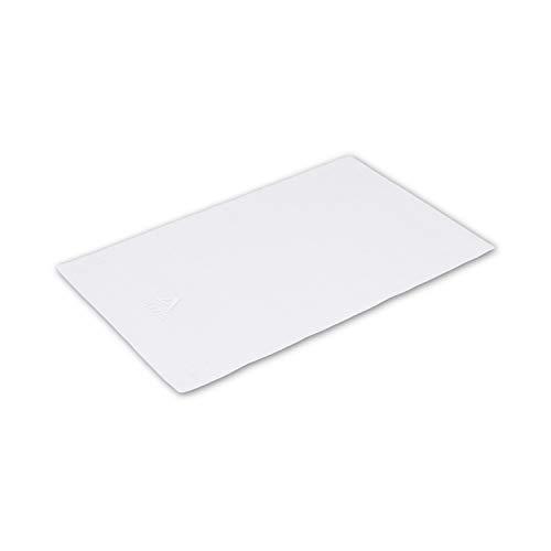 アルインコ(ALINCO) エクササイズフロアマット (厚さ1.5mm/幅60×奥行90cm) 床面保護 サイズ調節可能 衝撃吸収 滑り止め 透明色 EXP060