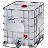 PLASTICOS HELGUEFER - Contenedor- Deposito 1000 Litros Reforzado nuevo