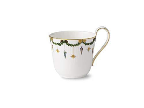 Royal Copenhagen 1028263 Collection 2019 Tasse de Noël en porcelaine