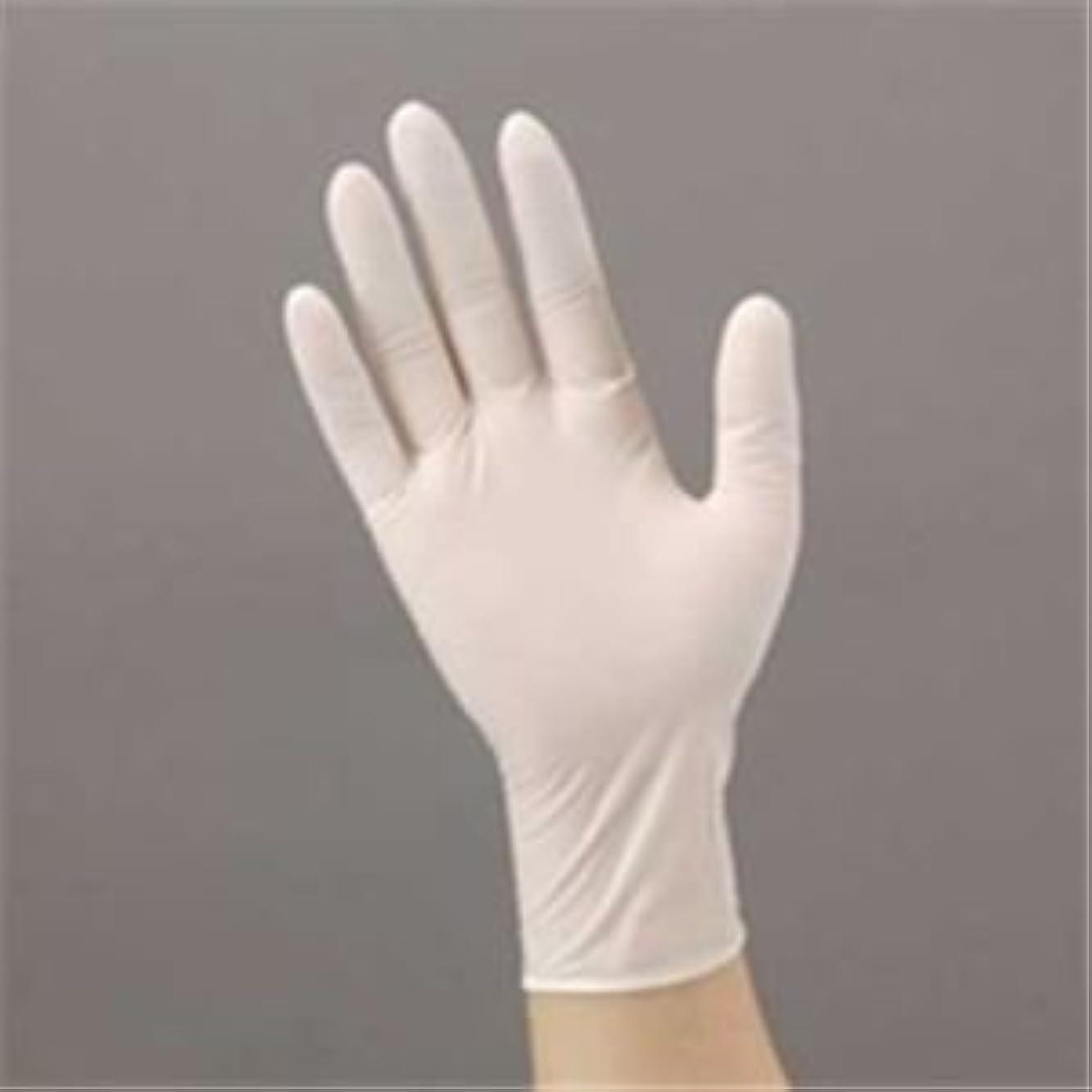 ナット予見する合法エステー ニトリル手袋/作業用手袋 [粉付 No981/L 12箱]