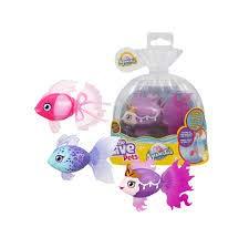 Little Live- Llp Aquaritos S1 Mascota interactiva, Multicolor (Famosa LP101110)