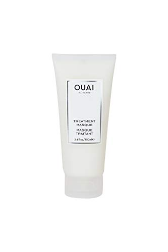 OUAI Treatment Masque. Repair and Restore Hair with the Deeply Moisturizing Hair Masque. Leave Hair Feeling Soft, Smooth and Strong. Free from Parabens and Phthalates (3.4 oz)