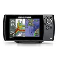 Humminbird Echolot Helix 7 Chirp GPS G3 - Navegador GPS Completo con Donante