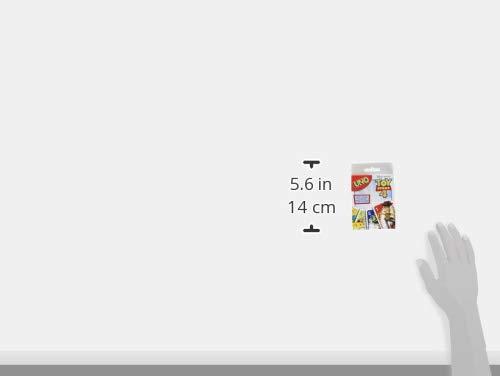 『ウノ トイ・ストーリー 4 【スペシャルルールカード ワイルド デューク・カブーン付き】 GDJ88』のトップ画像