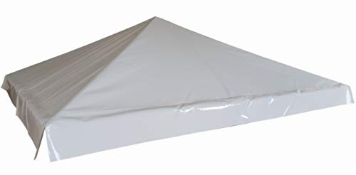 Telo Tetto Ricambio PVC Gazebo Legno 3x3