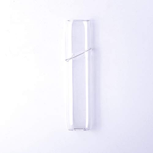 Ocamo Funda de protección Transparente para IQOS 3.0 Multi Clear Case PC Cover...