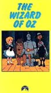 The Wizard of Oz VHS