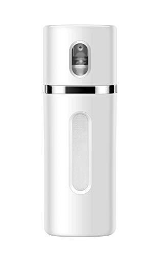 Lasunit-Lasbottle: 4 IN 1 Reusable, Potable, Leakproof, Modular Travel Liquid Dispenser, TSA Approved Toiletries and Spray Dispenser (Silver Pearl)