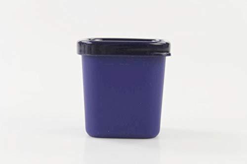 Tupperware Flaneros Microvapor 101° de 80 ml Azul Oscuro