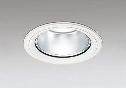 ODELIC LEDベースダウンライト セラメタ150W相当 オフホワイト 60° 埋込穴Φ150mm 昼白色 5000K M形 一般型 専用調光器対応 XD404041 (電源?調光器?リモコン?信号線別売)