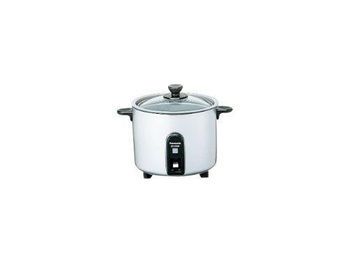 Panasonic 1.5 Go rice cooker mini cooker Silver SR-03GP-S