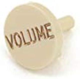 Fender S-1 Tapa Cap Volume Blanco Envejecido 0059266030
