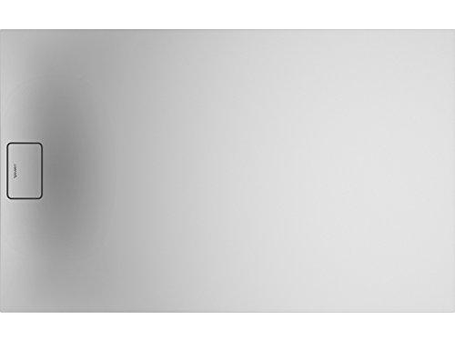 Duravit douchebak Stonetto 1600x1000x50mm rechthoekig, beton grijs, 720171180000000
