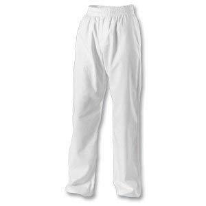 Playwell Karate Bianco Poliestere/Cotone - Pantaloni - 5/180cm