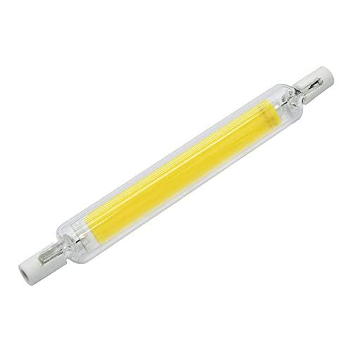 Resaltar R7SCOB Luz horizontal Lámpara de dos extremo lámparas de oro-Blanco cálido_SG