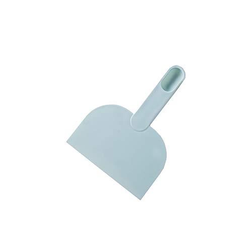 Dough Scraper Bowl Scraper Food-safe Plastic Bench Scraper Dough Cutter,Chopping Board set Kitchen Baking tools (green)