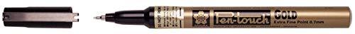 Marqueur Pen Touch - Encre peinture dorée, 0,02 x 4,9 x 1,9 cm