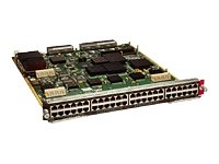 Cisco Systems Catalyst 6500 Cisco Express Forwarding 256 Interface Module Switchmodule Giga 48xRJ45 10/100/1000 (reserveonderdeel)