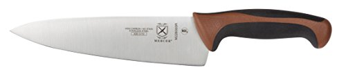 Mercer Culinary Millennia 8-Inch Chef's Knife, Brown