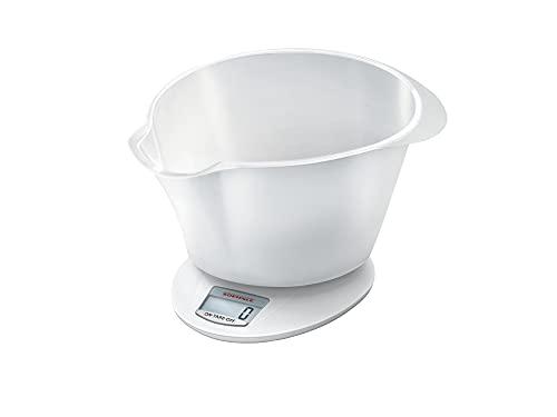 Soehnle 65857 Digitale Küchenwaage Roma Plus