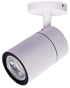 okuya Pared pared de luz 360 ° ajustable lámpara del punto nórdica Ins Living 7W 12W 20W 30W LED montado en el fondo de la sala de pared for TV proyector del techo abajo luz del escaparate condensador