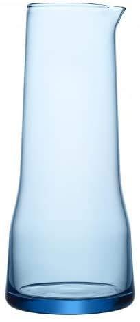 Iittala Essence Karaffe 28 cl, Glas Hellblau