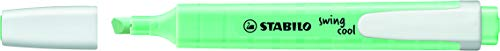 Caneta Marca Texto Stabilo Swing Cool Verde Pastel 275/116